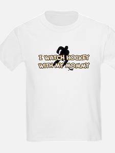 Dallas Hockey Mommy T-Shirt