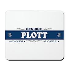 PLOTT Mousepad
