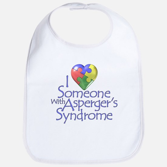 Asperger's Syndrome Autism Awareness Bib