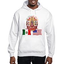 Reina de Mexico Hoodie Sweatshirt
