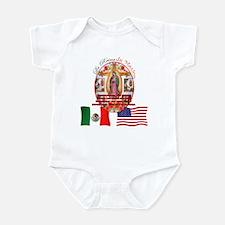 Reina de Mexico Infant Bodysuit