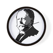 William Howard Taft Wall Clock