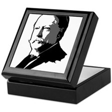 William Howard Taft Keepsake Box