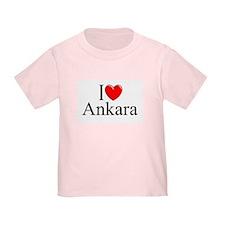 """""""I Love Ankara"""" T"""
