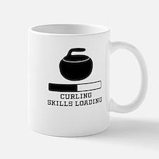 Curling Skills Loading Mugs