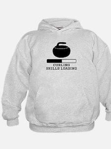 Curling Skills Loading Hoodie