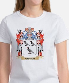 Giovani Coat of Arms - Family Crest T-Shirt