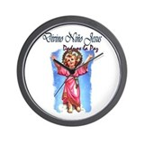 Divino nino jesus Basic Clocks