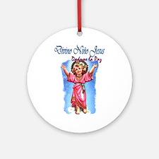 El Divino Niño Ornament (Round)