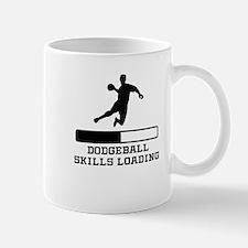 Dodgeball Skills Loading Mugs