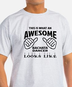 This is what an awesome Bachata danc T-Shirt