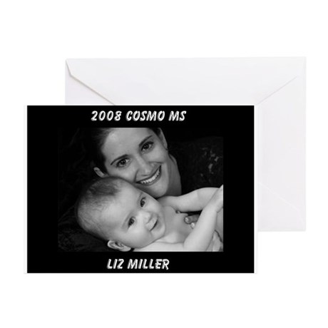 Cosmo Ms. Greeting Cards (Pk of 10)