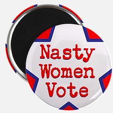 Nasty Women Vote Magnets