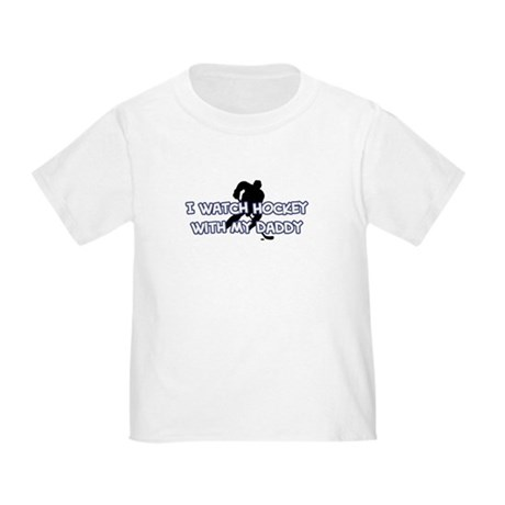 Los Angeles Hockey Daddy Toddler T-Shirt
