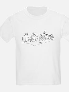 Arlington, Retro, T-Shirt