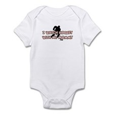 Minnesota Hockey Mommy Infant Bodysuit
