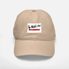 """The World's Best Archivist"" Baseball Baseball Cap"