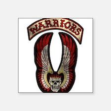 The Warriors Movie T shirt Sticker
