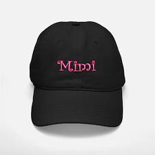 Mimi cutout click to view Baseball Hat