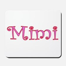 Mimi cutout click to view Mousepad