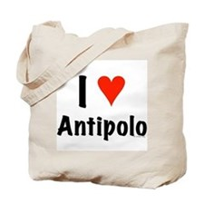 I love Antipolo Tote Bag