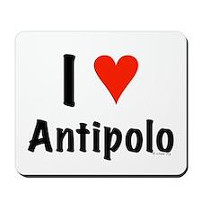 I love Antipolo Mousepad