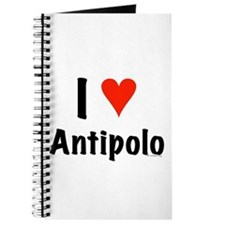 I love Antipolo Journal