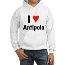I love Antipolo Jumper Hoody