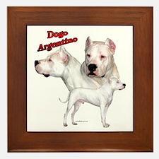 Dogo Trio2 Framed Tile