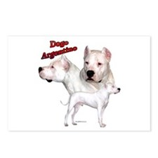 Dogo Trio2 Postcards (Package of 8)