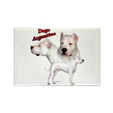 Dogo Trio2 Rectangle Magnet (100 pack)