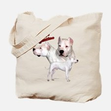 Dogo Trio2 Tote Bag