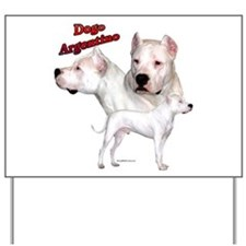 Dogo Trio2 Yard Sign