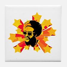 Afroman Tile Coaster