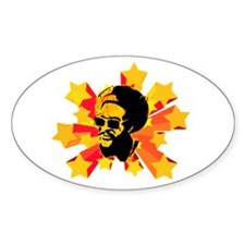 Afroman Oval Decal