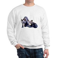 Black Bear Cubs Sweater