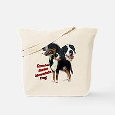 Swissy Trio2 Tote Bag