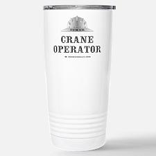 Unique Coal mining Travel Mug