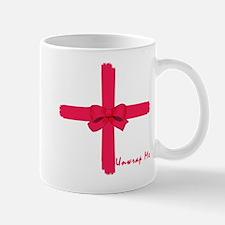 Unwrap Me Sexy Christmas Gift Mug