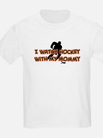 Chicago Hockey Mommy T-Shirt