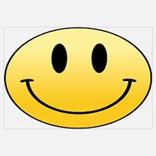 Cute Kids smiley face Wall Art