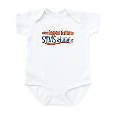What happens at Mimi's Infant Bodysuit