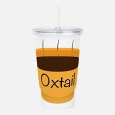Oxtail Soup Bowl Acrylic Double-wall Tumbler