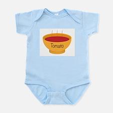 Tomato Soup Bowl Body Suit