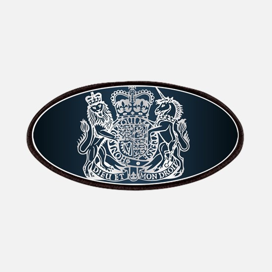 Coat of Arms of the United Kingdom Patch