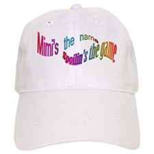 Mimi's the name CLICK TO VIEW Baseball Cap