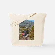 Train Station Tote Bag