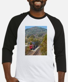 Train Station Baseball Jersey