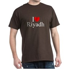 """I Love Riyadh"" T-Shirt"
