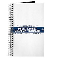 PETIT BASSET GRIFFON VENDEEN Journal